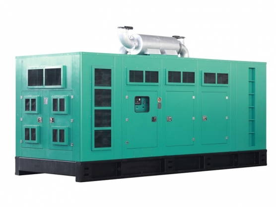 500kW To 800kW Low Noise Generator